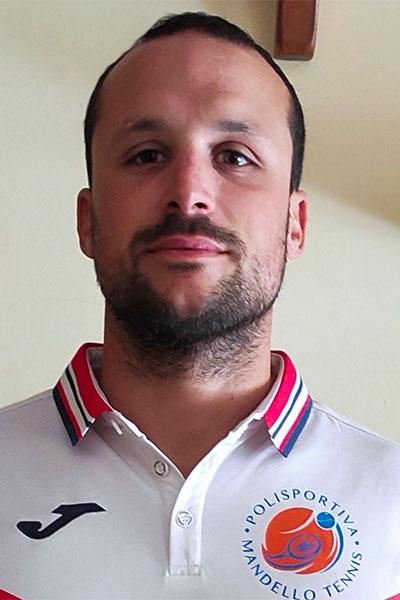 Nicolo Rumi polisportiva mandello istruttore